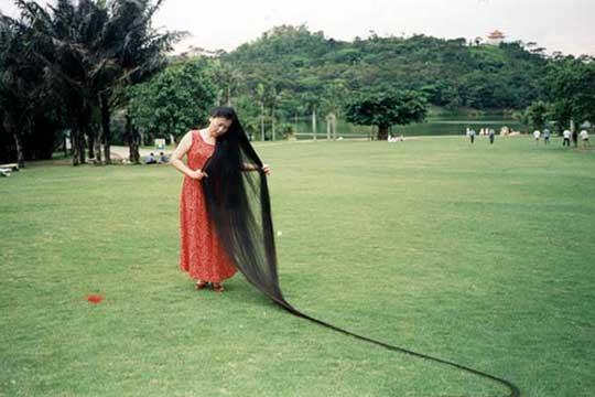 Xie Qiuping Girls fashion: A mulhe...