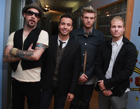 Backstreet Boys 2011. Backstreet Boys no Brasil em